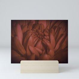 Richly Red Mini Art Print