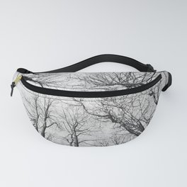 Routes To The Sky Fanny Pack