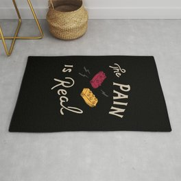Real Pain Rug