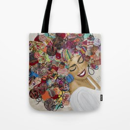 Radient Smile 2 Tote Bag