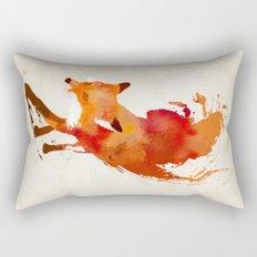 Vulpes vulpes Rectangular Pillow
