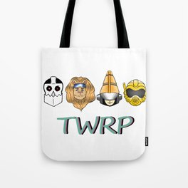 TWRP! Tote Bag
