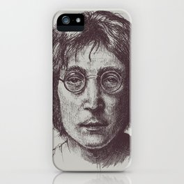 Wanted: Real Musician iPhone Case