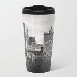 Edificios de New York. Travel Mug