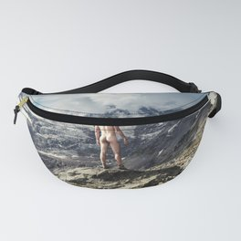 World Naked Hike Fanny Pack
