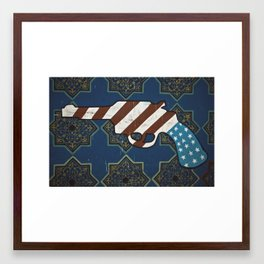 Den of Thieves Framed Art Print