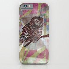 Bird Screenprint iPhone 6s Slim Case