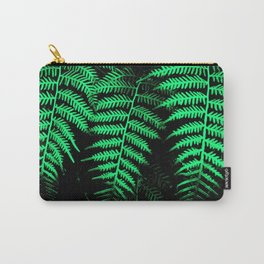 Emerald Triplets Carry-All Pouch