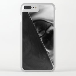 Form Ink No. 26 Clear iPhone Case