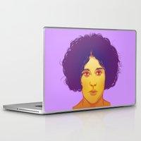 lana Laptop & iPad Skins featuring Lana by Esther Cerga