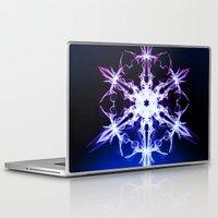 stargate Laptop & iPad Skins featuring Stargate by Françoise Reina