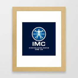International Machine Consortium Framed Art Print