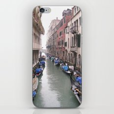 Streets in Venice iPhone & iPod Skin