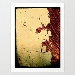 Rusty Stan Art Print