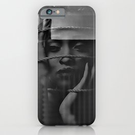 Tied- The Truth Of It All iPhone Case