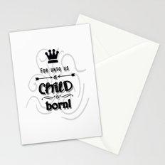 Savior Stationery Cards