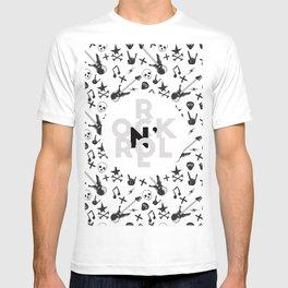 Rock N' Roll Forever T-shirt
