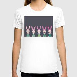 5 X Louise Belcher T-shirt