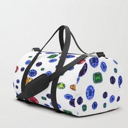 ASSORTED GEMS RAINING Duffle Bag