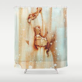 Two-Face Shower Curtain