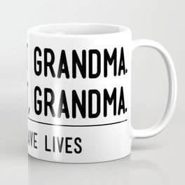Let's Eat Grandma - Commas Save Lives Coffee Mug