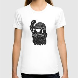 THE PIPE - LINOCUT T-shirt