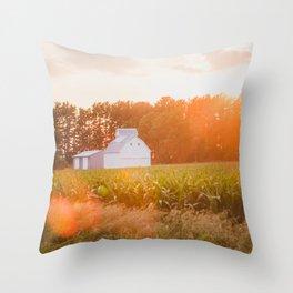 Heartland Throw Pillow