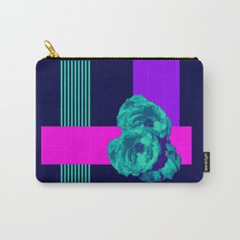Neon Roses #society6 #roses Carry-All Pouch