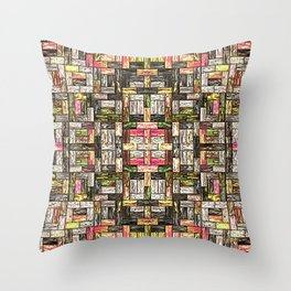 PATTERN-420 Throw Pillow