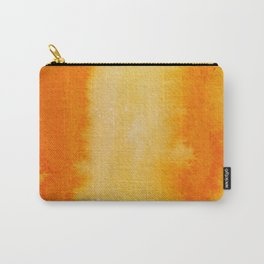 Horizontal Sunrise Haze Carry-All Pouch