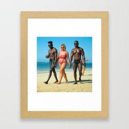 TERRENAS Framed Art Print