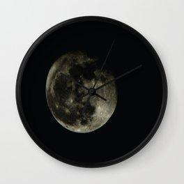 Moon1 Wall Clock