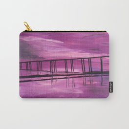 Sunset on the Hackensack River Carry-All Pouch