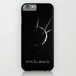 ENCELADUS iPhone Case