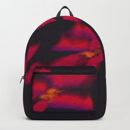 Impression Flowers Backpack