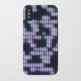 Painted Attenuation 1.1.4 iPhone Case
