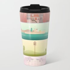 A Wes Anderson Collection Travel Mug