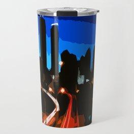 Cities: Atlanta, Georgia, USA Travel Mug