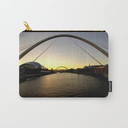 Views Up The Tyne Carry-All Pouch