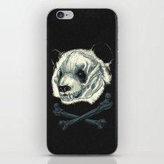Hardcore Panda! iPhone & iPod Skin