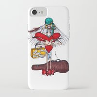 gypsy iPhone & iPod Cases featuring Gypsy by Natalie Easton