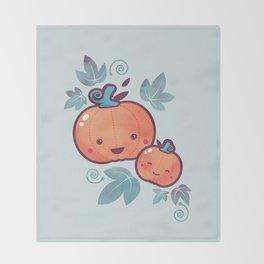 Fall Frolic Throw Blanket