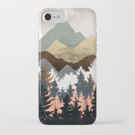 Forest View iPhone Case