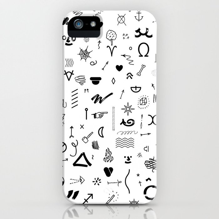 DINGBATS FY iPhone Case