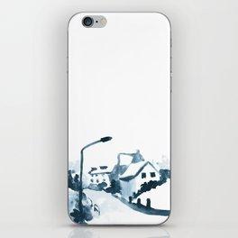 Street Corner iPhone Skin