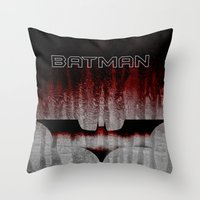 dc Throw Pillows featuring Dc by Anand Brai