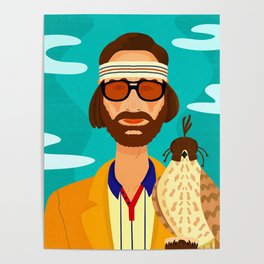 Richie Tenenbaum Poster