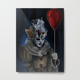 Fear Metal Print