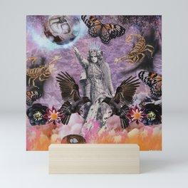 Rise Scorpio Zodiac Astrology Art Print Mini Art Print