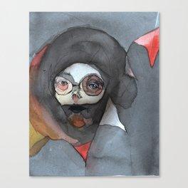 amelia bedelia might killia by lisa g bauer Canvas Print